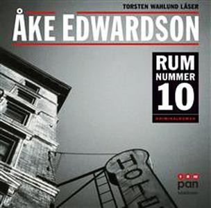 Rum nummer 10 (ljudbok) av Åke Edwardson