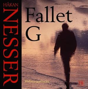 Fallet G (ljudbok) av Håkan Nesser