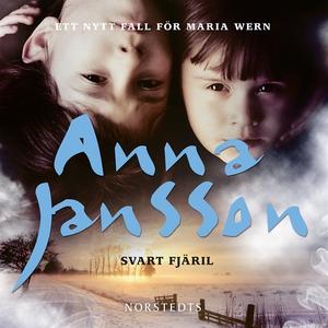Svart fjäril (ljudbok) av Anna Jansson