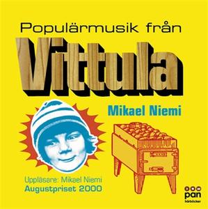 Populärmusik från Vittula (ljudbok) av Mikael N