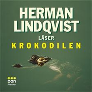 Krokodilen (ljudbok) av Herman Lindqvist