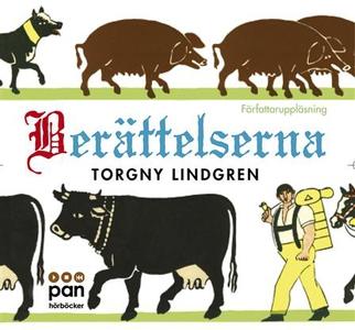 Berättelserna (ljudbok) av Torgny Lindgren