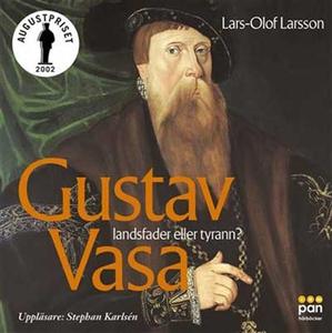 Gustav Vasa (ljudbok) av Lars-Olof Larsson