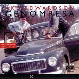 Genomresa (ljudbok) av Åke Edwardson