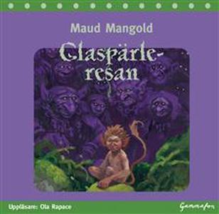 Glaspärleresan (ljudbok) av Maud Mangold