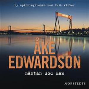 Nästan död man (ljudbok) av Åke Edwardson