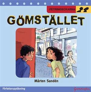 Gömstället (ljudbok) av Mårten Sandén