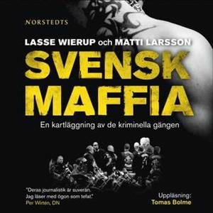 Svensk maffia : en kartläggning av de kriminell