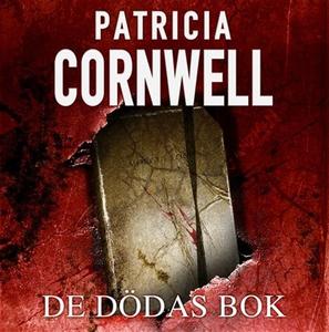 De dödas bok (ljudbok) av Patricia Cornwell