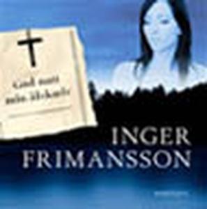 God natt min älskade (ljudbok) av Inger Frimans
