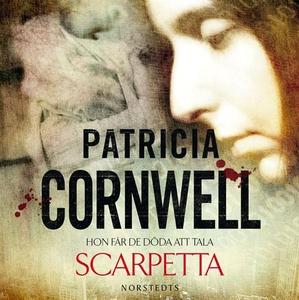 Scarpetta (ljudbok) av Patricia Cornwell