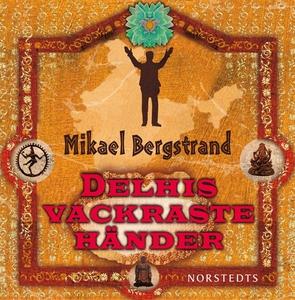 Delhis vackraste händer (ljudbok) av Mikael Ber