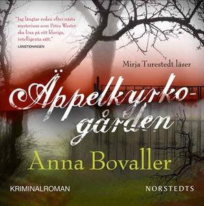 Äppelkyrkogården (ljudbok) av Anna Bovaller