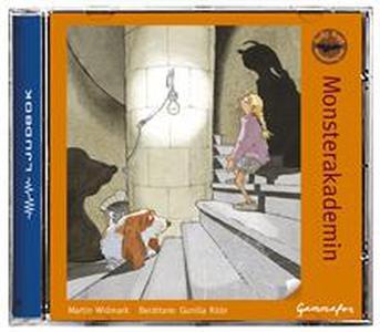 Monsterakademin (ljudbok) av Martin Widmark
