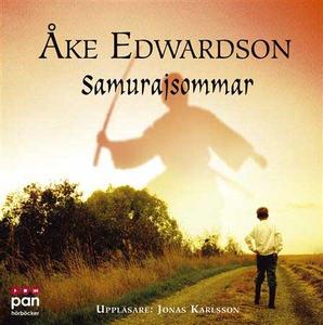 Samurajsommar (ljudbok) av Åke Edwardson