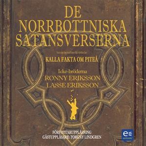 De norrbottniska satansverserna (ljudbok) av La