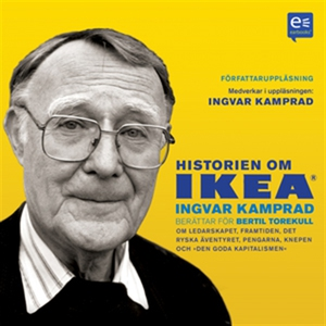 Historien om IKEA (ljudbok) av Bertil Torekull