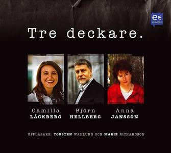 Tre deckare (ljudbok) av Anna Jansson, Camilla