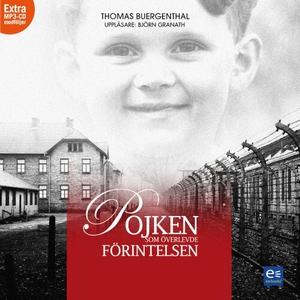 Pojken som överlevde förintelsen (ljudbok) av T