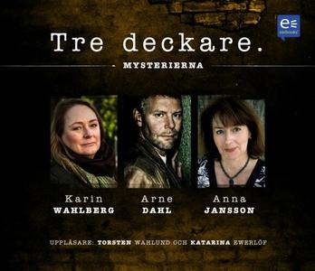 Tre deckare II - Mysterierna (ljudbok) av Karin