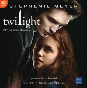 Twilight - Om jag kunde drömma (ljudbok) av Ste