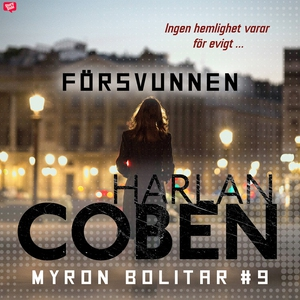 Försvunnen (ljudbok) av Harlan Coben