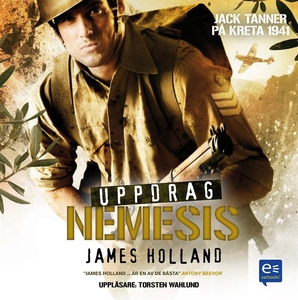 Uppdrag Nemesis (ljudbok) av James Holland