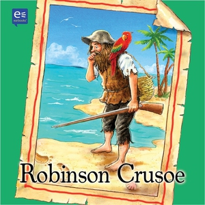 Robinson Crusoe (ljudbok) av Maj Bylock, Daniel