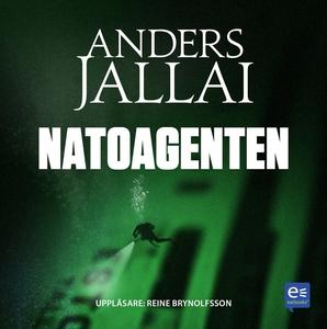 Natoagenten (ljudbok) av Anders Jallai