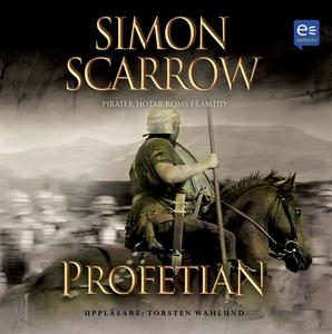 Profetian (ljudbok) av Simon Scarrow