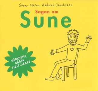 Sagan om Sune (ljudbok) av Sören Olsson, Anders