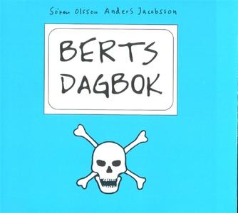 Berts Dagbok (ljudbok) av Sören Olsson, Anders