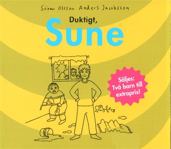 Duktigt Sune (ljudbok) av Sören Olsson, Anders