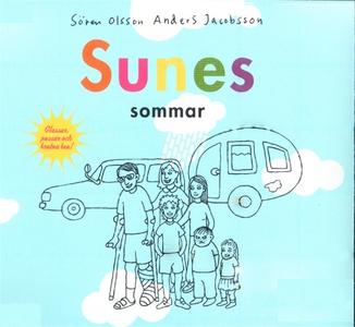 Sunes sommar (ljudbok) av Sören Olsson, Anders