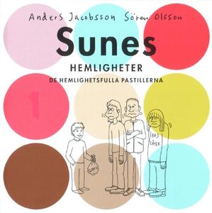 Sunes hemligheter (ljudbok) av Sören Olsson, An