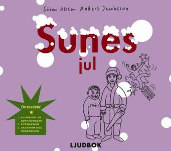 Sunes jul (ljudbok) av Sören Olsson, Anders Jac