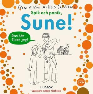 Spik och panik, Sune! (ljudbok) av Sören Olsson