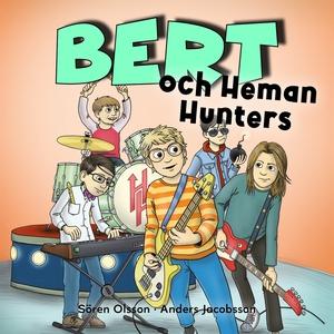 Bert och Heman Hunters (ljudbok) av Sören Olsso