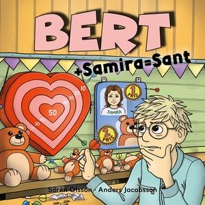 Bert och Samira = Sant? (ljudbok) av Anders Jac