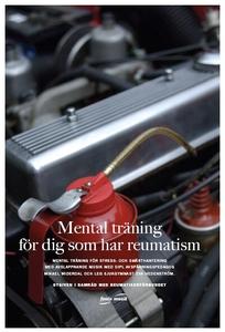 Mental träning för dig som har reumatism (ljudb