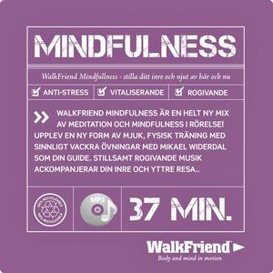 WalkFriend Mindfulness (ljudbok) av Mikael Wide