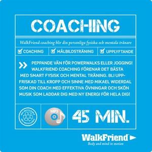 WalkFriend Coaching (ljudbok) av Mikael Widerda