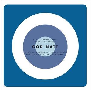 God natt Insomningsprogram (ljudbok) av Mikael