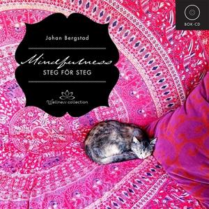 Mindfulness steg för steg (ljudbok) av Johan Be