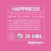 WalkFriend Happiness