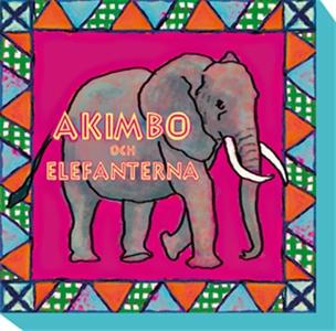 Akimbo och elefanterna (ljudbok) av Alexander M