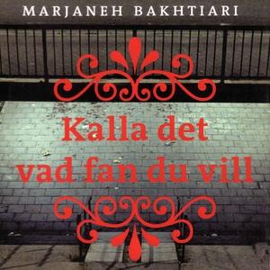 Kalla det vad fan du vill (ljudbok) av Marjaneh