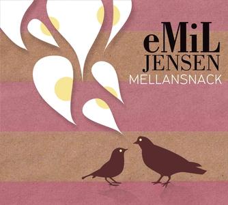 Mellansnack (ljudbok) av Emil Jensen