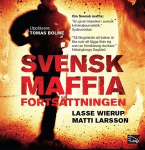 Svensk maffia - fortsättningen (ljudbok) av Las