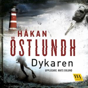 Dykaren (ljudbok) av Håkan Östlundh
